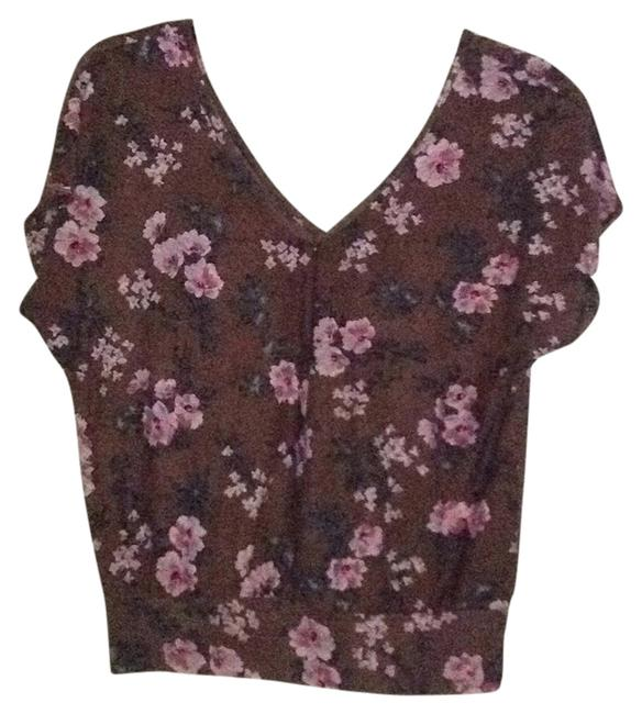 Preload https://item3.tradesy.com/images/weavers-brown-blouse-size-0-xs-5653627-0-0.jpg?width=400&height=650