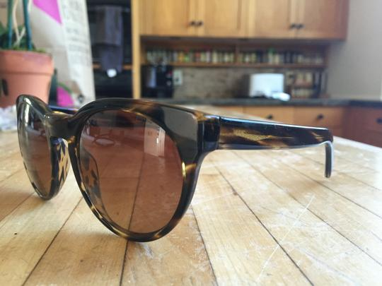 Oliver Peoples Oliver People's Cat Eye Tortoise Shell Sunglasses