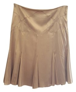 Calvin Klein Skirt Nude/Light Brown