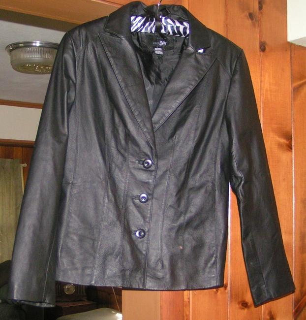 East 5th Essentials Casual Coat Leather Jacket