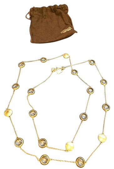 Preload https://item5.tradesy.com/images/coach-gold-necklace-5655379-0-0.jpg?width=440&height=440