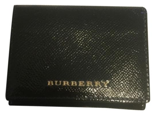 Burberry Burberry Leather Card Case