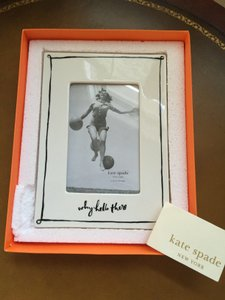 White Kate Spade Wedding Gifts Photo Frames Up To 90 Off At Tradesy