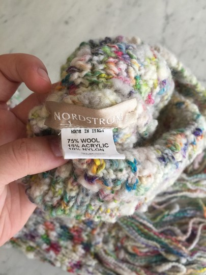 Nordstrom Nordstrom Colorful Scarf and Cap