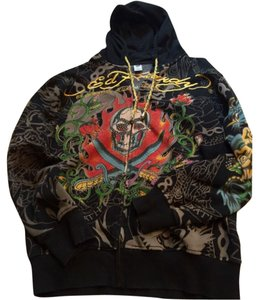 Ed Hardy Sweater Men Men's Jacket Designer Jacket Sweatshirt