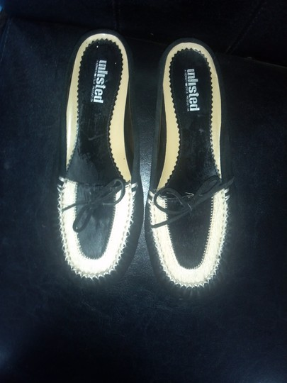 Unlisted by Kenneth Cole Black and white Flats Image 1