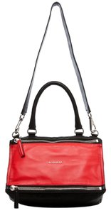 Givenchy Satchel in Black, Red