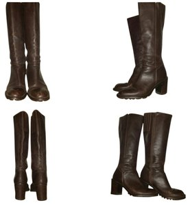euro chic brown Boots