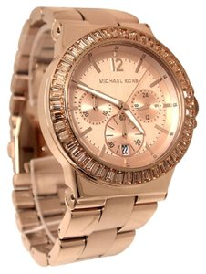 Michael Kors Rose Gold Watches Up to 70% off at Tradesy