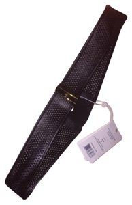 Tory Burch Tory Burch Perforated Leather Belt