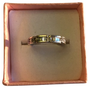 Other 14k White Gold Diamond Band