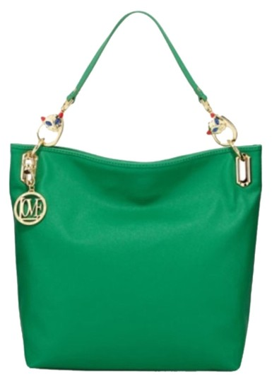 Love Moschino Tote in Emerald