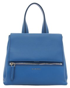 Givenchy Pandora Pandora Pure Satchel in Electric Blue