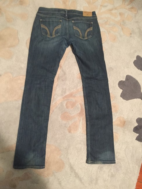 Hollister Stretchy Denim Low-rise Skinny Jeans