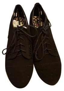 Dollhouse Black Flats