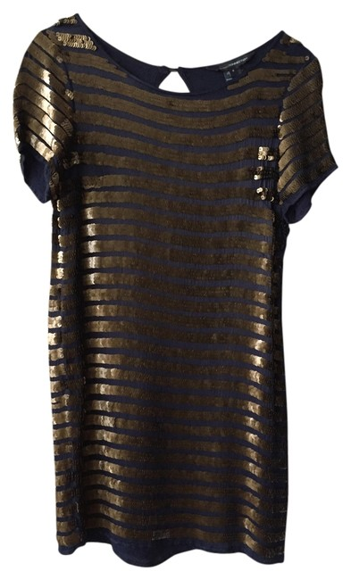 Preload https://item2.tradesy.com/images/french-connection-navygold-sequin-mini-night-out-dress-size-4-s-5658451-0-0.jpg?width=400&height=650