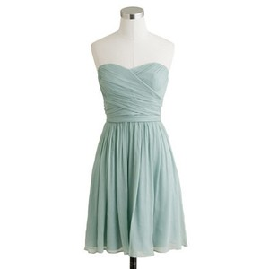 J.Crew Dusty Shale Arabelle Dress