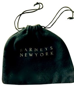 Barneys New York black Travel Bag
