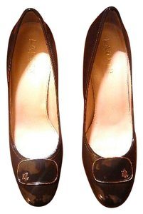 Lauren Ralph Lauren Chocolate Pumps