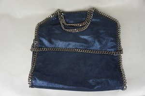 Stella McCartney Falabella Tote in Navy Blue