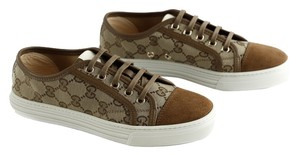 Gucci Sneaker Shoe Brown Athletic