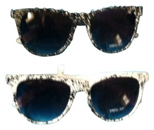 Body Central Body Central Brand New With Tags 2 Pairs Of Sunglasses 1 Black-With White 1 White With Black Retail For Both $ 29.98