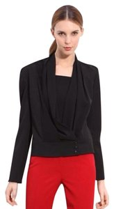 Trina Turk Fall Jacket Office Holiday Black Blazer