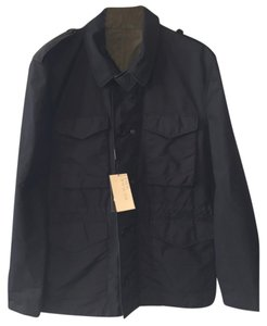 Burberry Mens Pea Coat
