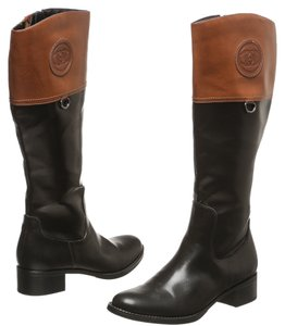 Etienne Aigner Brown/black Boots