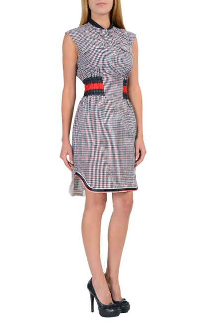 Moncler short dress Multi-Color on Tradesy