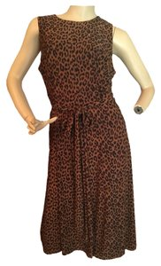 Ralph Lauren short dress MultiColor Animal Print on Tradesy
