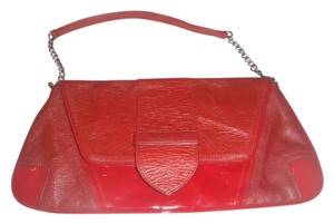 Hobo International Bebe Purse Shoulder Red Clutch