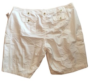 Michael Kors Cargo Shorts White