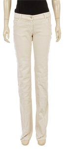 Valentino Straight Leg Jeans-Light Wash