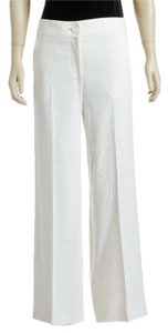 Valentino Wide Leg Pants White