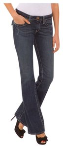 Big Star Low Rise Boot Cut Jeans-Light Wash