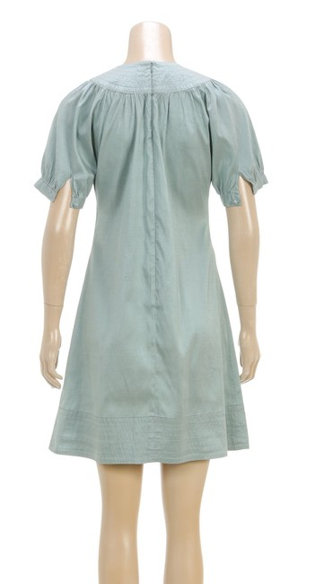 Calypso short dress Green on Tradesy