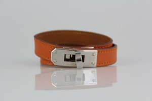Hermès Hermes Kelly Double Tour Bracelet