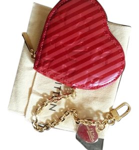Louis Vuitton Louis Vuitton Limited Edition Coeur Rayures Coin Purse