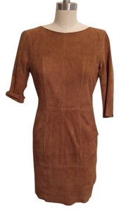 H&M short dress light brown on Tradesy