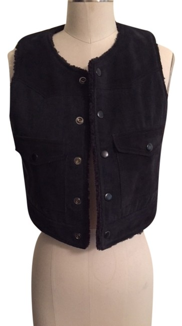 Preload https://item3.tradesy.com/images/joie-blue-vest-size-2-xs-5667232-0-0.jpg?width=400&height=650