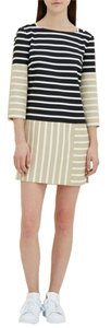 4.collective Fall Workwear Striped Dress