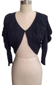 Haute Hippie Top deep bleu