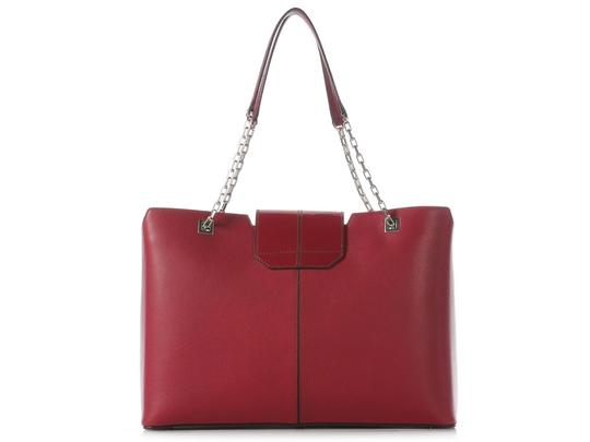 Cartier Leather Ct.ej0728.11 Tote in Red