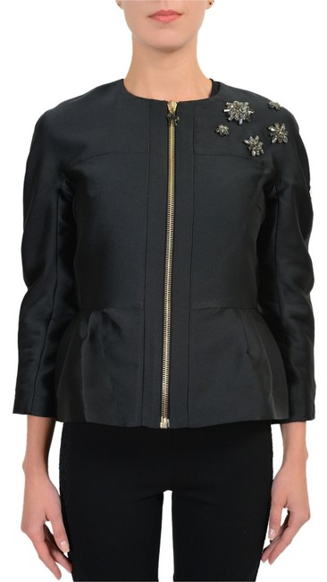 Preload https://item2.tradesy.com/images/moncler-black-ambre-giacchino-gamme-rouge-silk-full-zip-basic-size-4-s-5667871-0-0.jpg?width=400&height=650