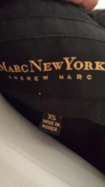 Andrew Marc Military Jacket