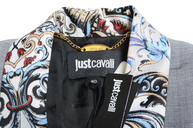 Just Cavalli Gray Blazer
