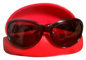 Valentino Valentino Sunglasses with Case