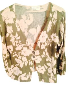 Soft Surroundings Floral Sweater
