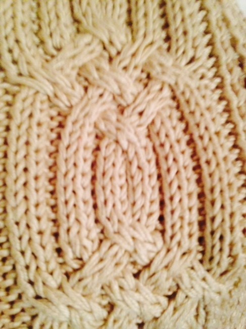Worth Cable Sweater